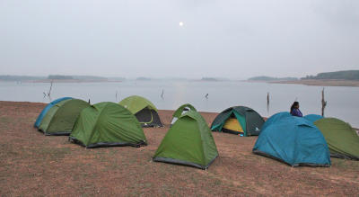 Sharavathi Trek, Camping and Waterfalls