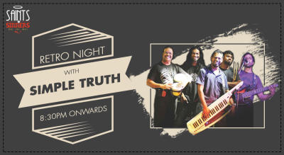 Retro Night with Simple Truth