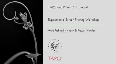 Experimental Screen Printing Workshop