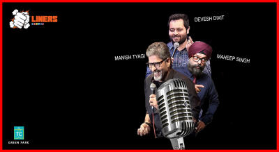 PunchLiners: Standup Comedy Show  in Delhi