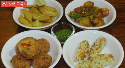 Authenticook Presents Navratri Special Meal in Pune