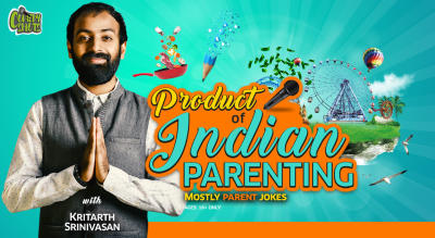 Product of Indian Parenting