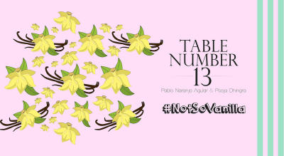 Table Number 13 by Pooja Dhingra