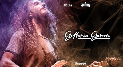 The Moonshine Project Presents Guthrie Govan Live