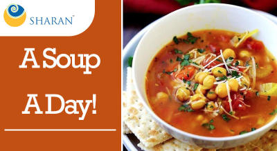 A Soup A Day By Sharan India