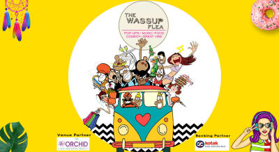 The Wassup Flea 18 : Pune Edition