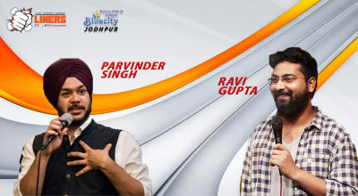 Punchliners: Standup Comedy Show in Jodhpur