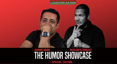 The Humor Showcase - Special Edition