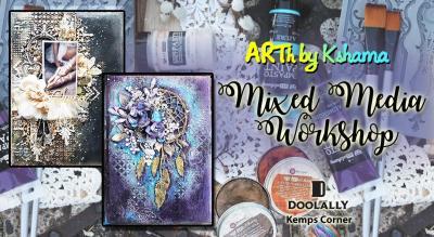 Mixed Media Workshop - ARth By Kshama