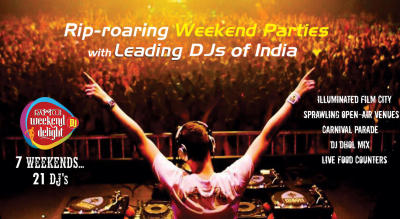 Ramoji Weekend DJ Delight