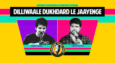 DDLJ- The Comedy Show