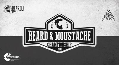 Beard & Moustache Annual Championship 2018