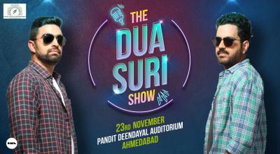 The Dua Suri Show, Ahmedabad