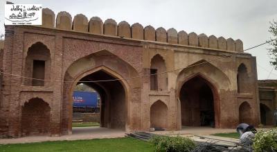 1857 - Kashmiri Gate Trail
