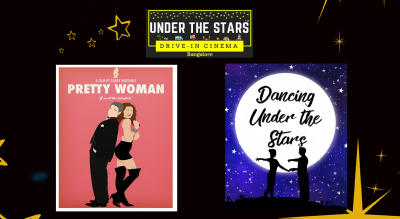 Under The Stars : Screening Of Pretty Woman followed by a Dance Night