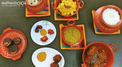 Authenticook Presents Durga Puja Celebration in Pune