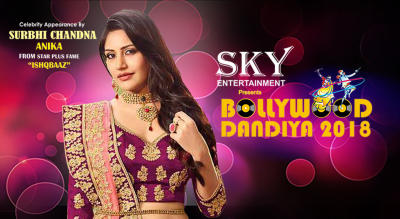 Sky Entertainment -Bollywood Dandiya 2018