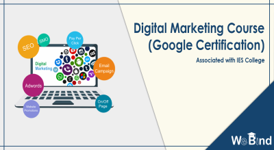 1- Month Digital Marketing Google Certification Course at IES College