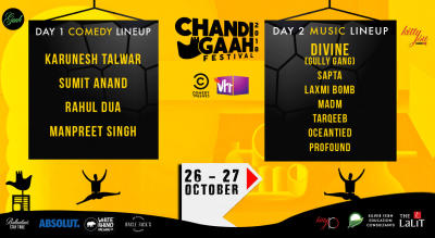 ChandiGaah Festival 2018