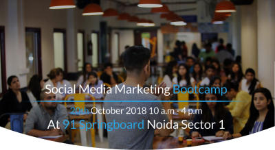 Social Media Marketing Bootcamp