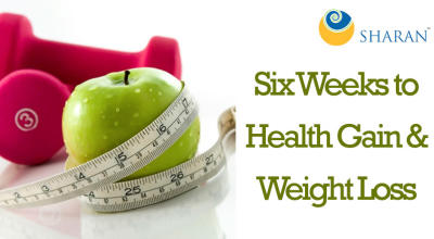 Six Weeks to Health Gain & Weight Loss