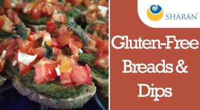Gluten-Free Breads & Dips