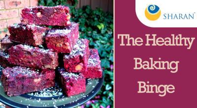 The Healthy Baking Binge