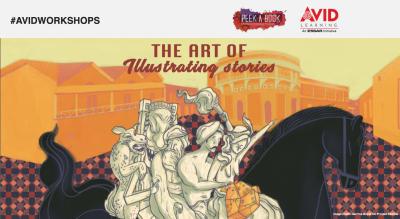 The Art of Illustrating Stories