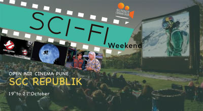 Open Air Cinema // Sci-Fi Weekend