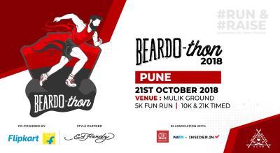 BeardoThon Pune
