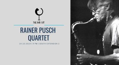 Rainer Pusch live at The Bar Cat