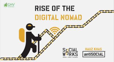 SocialWorks: Panel on The Rise of Digital Nomads