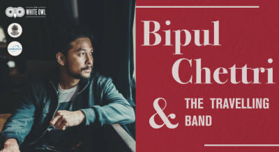 Bipul Chettri and The Travelling Band in Bangalore