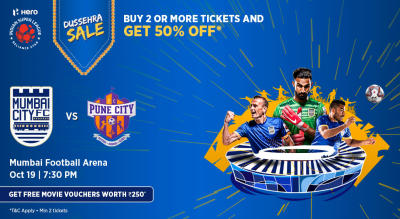 Hero Indian Super League 2018-19: Mumbai City FC vs Pune City FC