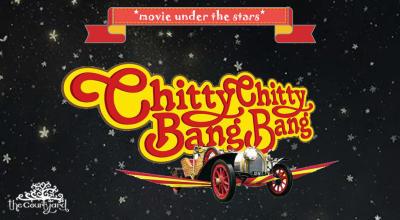 Movie Under The Stars- Chitty Chitty Bang Bang