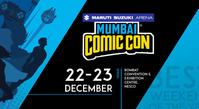 Mumbai Comic Con, 2018