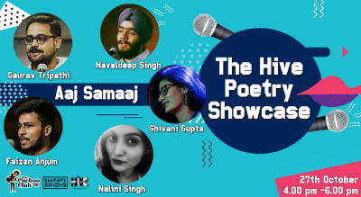 The Hive Poetry Showcase