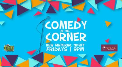 Comedy In The Corner