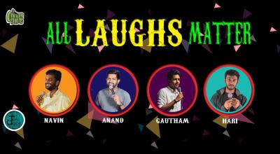 All Laughs Matter 3.0