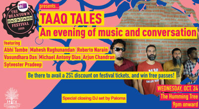 The Beantown Backyard Festival Pre Party - TAAQ Tales