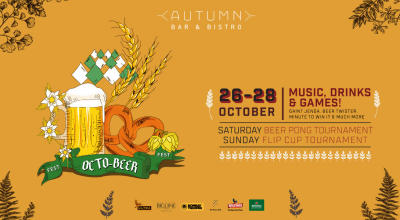 Octo-Beer Fest (Beer Tournaments) at Autumn Bar and Bistro