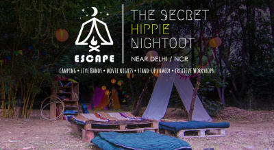Escape: A Secret Hippie Nightout
