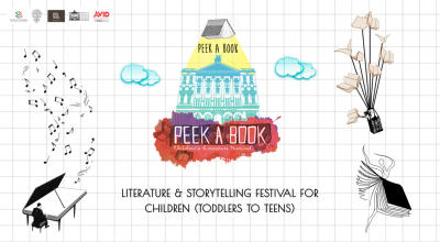 Peek A Book Literature and Story-telling Festival for Children