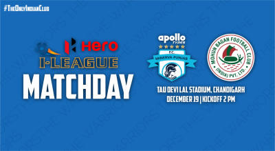 Hero I-League 2018-19: Minerva Punjab FC vs Mohun Bagan FC