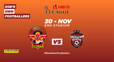 Hero I-League 2018-19:  Gokulam Kerala FC vs Churchill Brothers Sports Club