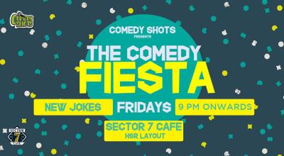 The Comedy Fiesta