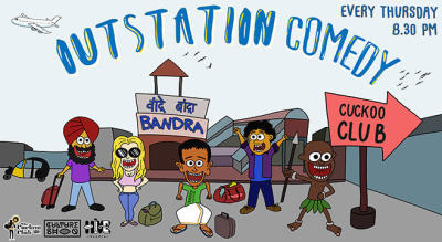 CultureShoq's Outstation Comics Night