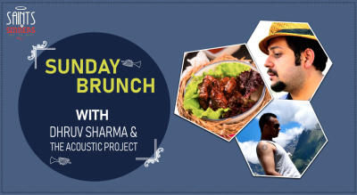 Sunday Brunch with Dhruv Sharma & The Acoustic Project