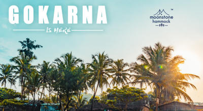 Gokarna With Moonstone Hammock