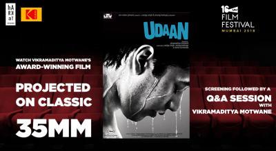 Film Screening - Udaan (on original 35 mm)